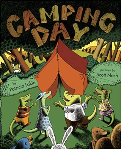 Camping Day! https://amzn.to/2K2LTF4