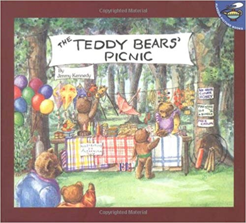 Teddy Bears' Picnic Jimmy Kennedy https://amzn.to/2Pa7Y8v